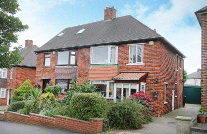 3 Bedrooms Semi Detached House for sale in Kirkdale Crescent, Sheffield, South Yorkshire