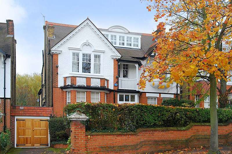 7 Bedrooms Detached House for sale in Corfton Road, Ealing, W5