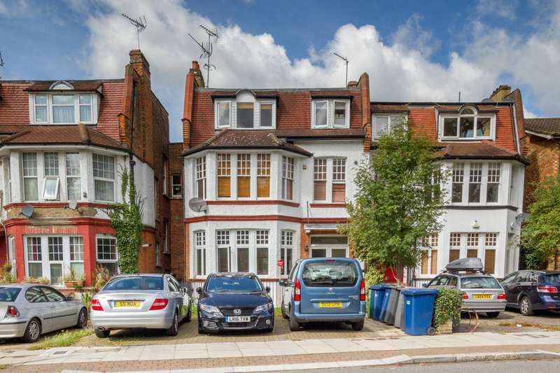 1 Bedroom Flat for sale in Nether Street, Finchley, N3