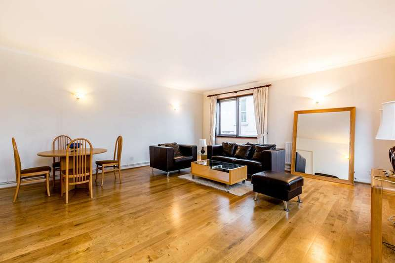 2 Bedrooms Flat for sale in Napier Place, High Street Kensington, W14