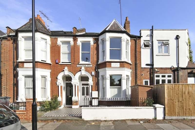 2 Bedrooms Flat for sale in Hazledene Road, London, London, W4