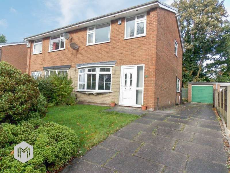 3 Bedrooms Semi Detached House for sale in Salisbury Road, Horwich, Bolton, BL6