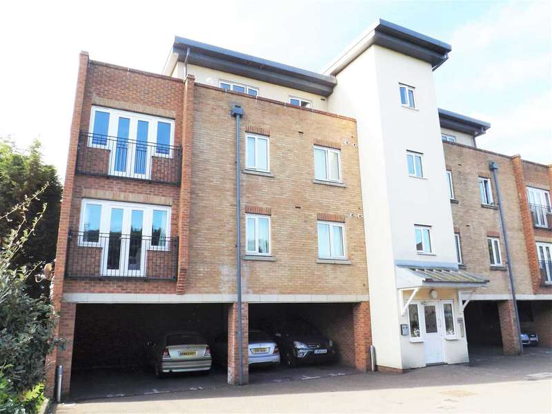 2 Bedrooms Apartment Flat for sale in Redshank House, Capstan Drive, Rainham