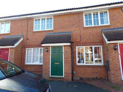 2 Bedrooms Terraced House for sale in Ellington Road, Bedford, Bedfordshire