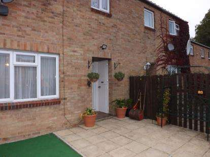 3 Bedrooms Terraced House for sale in Warneford Close, Toothill, Swindon, Wiltshire