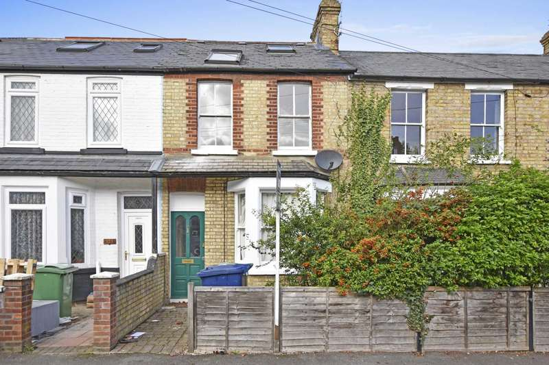 4 Bedrooms Terraced House for sale in Howard Street, East Oxford