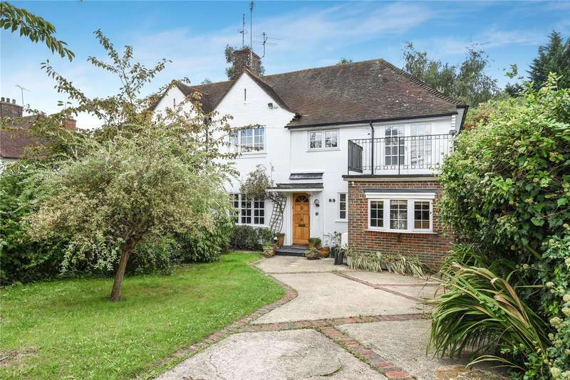 4 Bedrooms Semi Detached House for sale in Evelyn Drive, Pinner, HA5