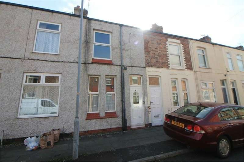 2 Bedrooms Terraced House for sale in Jubilee Road, Crosby, LIVERPOOL, Merseyside