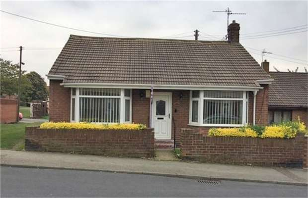 2 Bedrooms Detached Bungalow for sale in East Coronation Street, Murton, Seaham, Durham