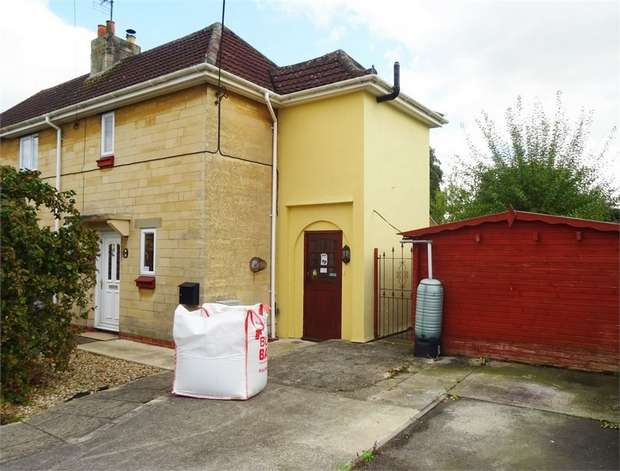 3 Bedrooms Semi Detached House for sale in North End, Calne, Wiltshire