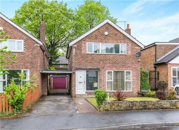 3 Bedrooms Detached House for sale in Woodhall Croft, Stanningley, Pudsey, West Yorkshire