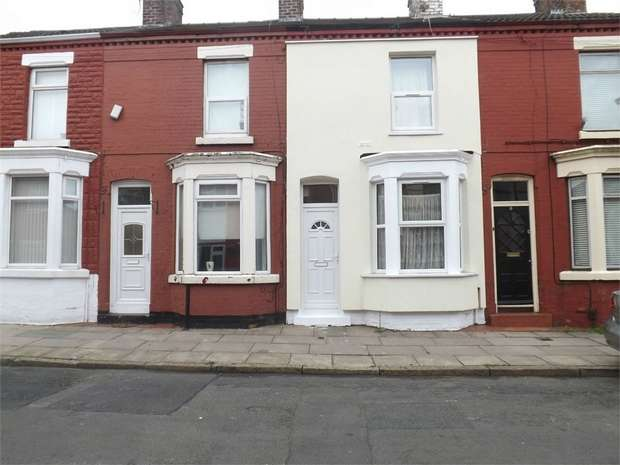 2 Bedrooms Terraced House for sale in Mirfield Street, Liverpool, Merseyside