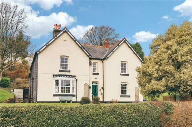 6 Bedrooms Detached House for sale in Llangurig, Llanidloes, Powys
