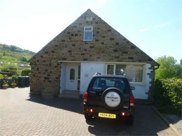4 Bedrooms Detached House for sale in Gaisby Lane, Shipley, West Yorkshire