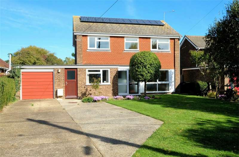 4 Bedrooms Detached House for sale in Maydowns Road, Chestfield, WHITSTABLE, Kent