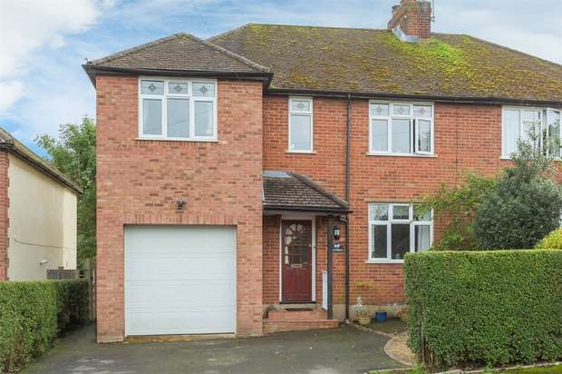 5 Bedrooms Semi Detached House for sale in Mayforth, Boundary Road, Chalfont St Peter, Buckinghamshire