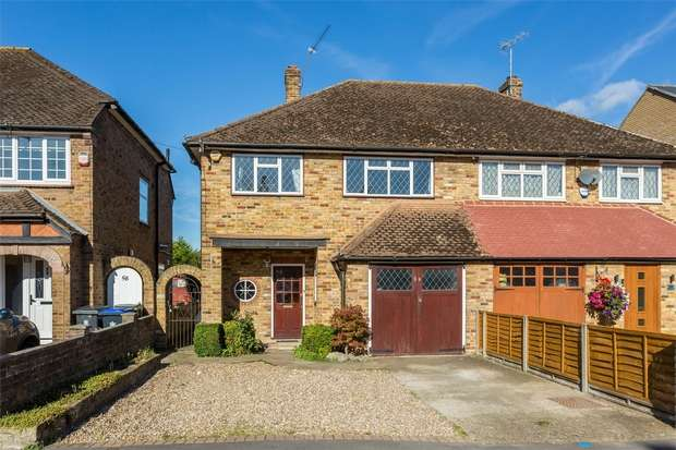 3 Bedrooms Semi Detached House for sale in Newtown Road, Denham, Buckinghamshire