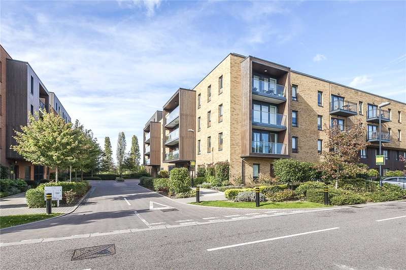 2 Bedrooms Flat for sale in Campbell Court, 35 Meadowside, London, SE9