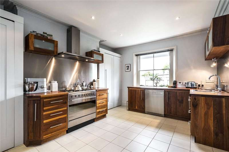 3 Bedrooms Flat for sale in Highbury New Park, London, N5