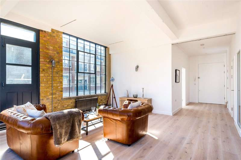 2 Bedrooms Flat for sale in Tudor Road, London, E9