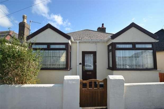 3 Bedrooms Detached Bungalow for sale in BRAUNTON, Devon