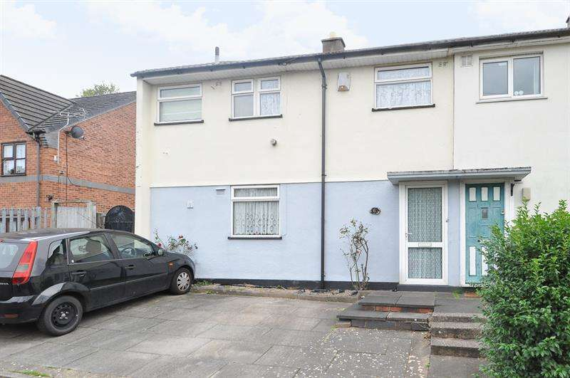 3 Bedrooms End Of Terrace House for sale in Pleck Walk, Kings Norton, Birmingham