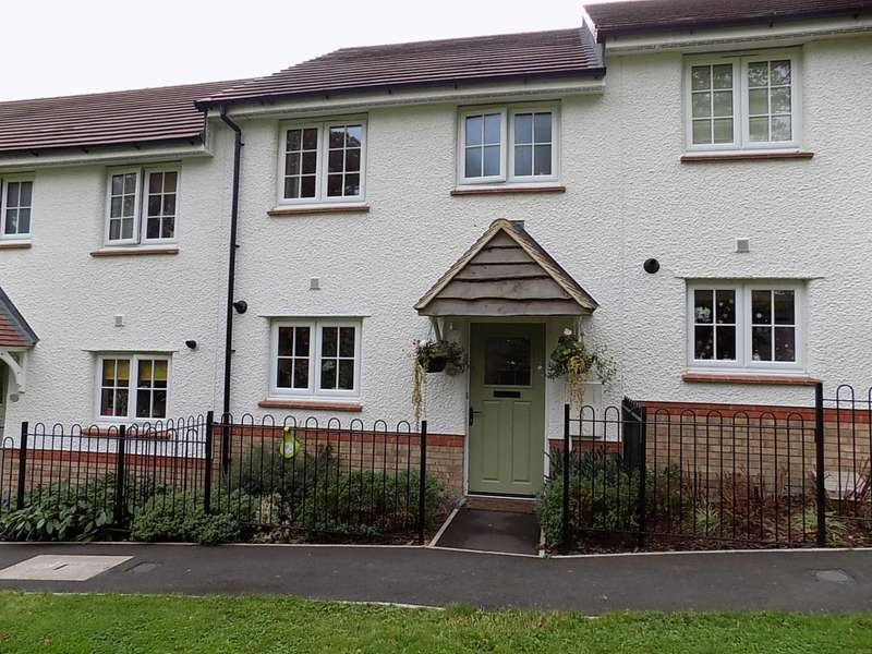 2 Bedrooms Terraced House for sale in Toll House Way, Chard