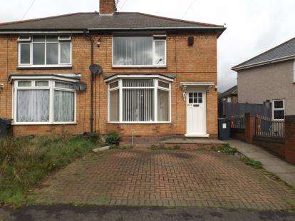 3 Bedrooms Semi Detached House for sale in Cotterills Lane, Alum Rock, Birmingham, West Midlands