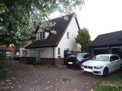4 Bedrooms House for sale in Steeple View, Laindon, Essex