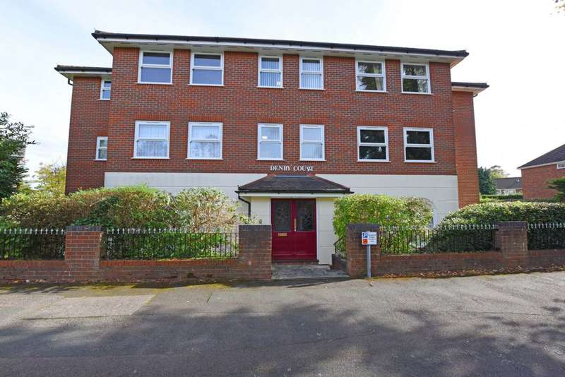2 Bedrooms Flat for sale in Guildford Road East, Farnborough, GU14