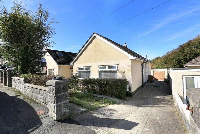 2 Bedrooms Semi Detached Bungalow for sale in Hooe, Plymstock