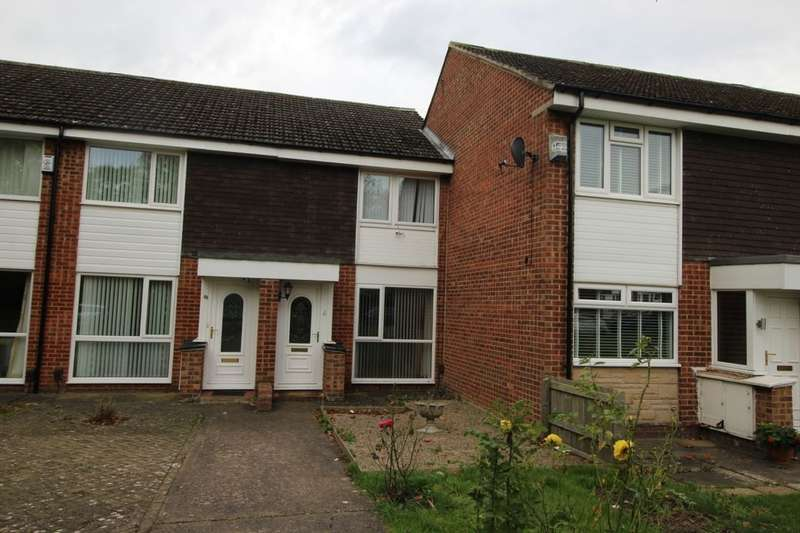 2 Bedrooms Semi Detached House for sale in Sparrow Hall Drive, Darlington, DL1