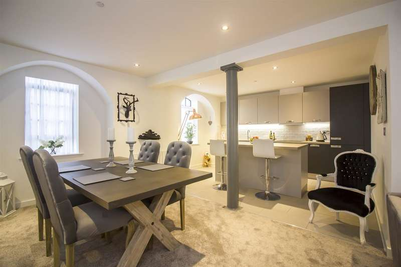 2 Bedrooms Flat for sale in Millers Hill, Ramsgate