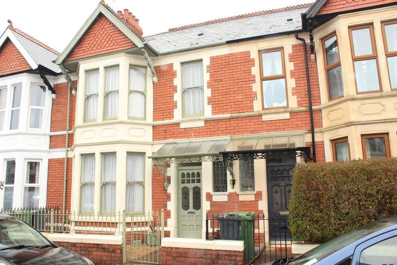 3 Bedrooms Terraced House for sale in Laytonia Avenue, Cardiff