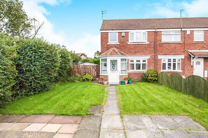 3 Bedrooms Property for sale in Magdalene Place, Millfield, Sunderland, SR4