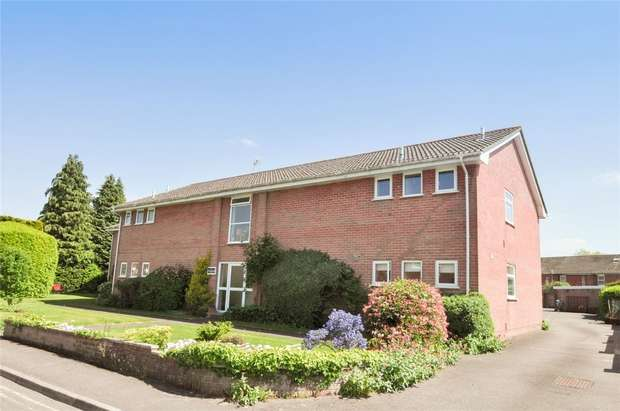 2 Bedrooms Flat for sale in Allen Road, WIMBORNE, Dorset