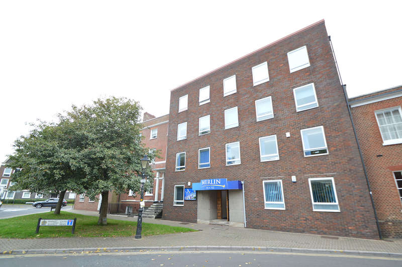 Office Commercial for rent in Dolphin House, 3 Market Close, Poole, BH15 1NQ