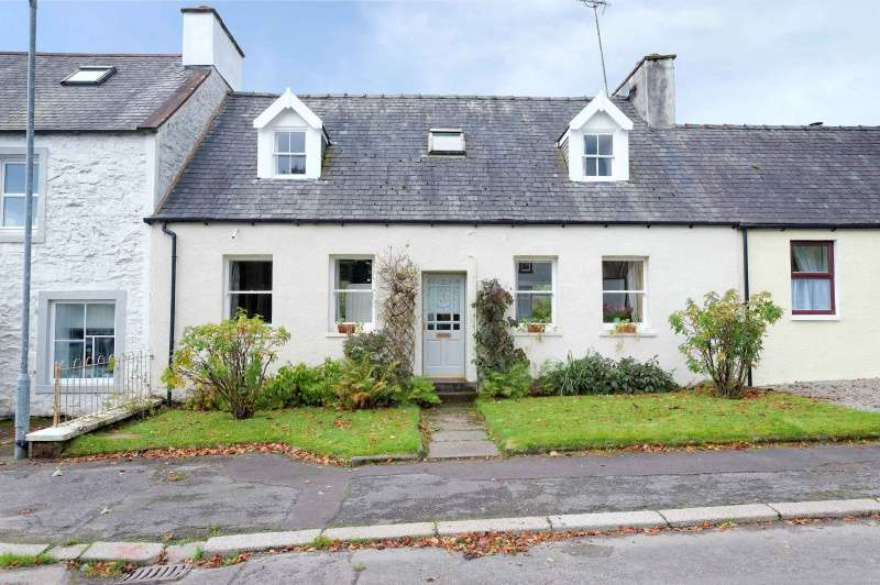 2 Bedrooms Cottage House for sale in , Corsock, Castle Douglas, Dumfries and Galloway, DG7 3DN