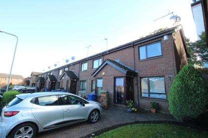 2 Bedrooms End Of Terrace House for sale in Castle Gait, Paisley, Renfrewshire
