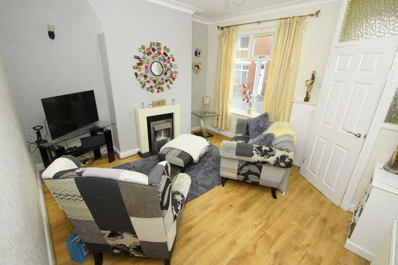 2 Bedrooms Terraced House for sale in Grace Street, Horwich