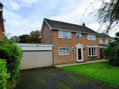 4 Bedrooms Detached House for sale in Chatsworth Road, High Lane, Stockport, Greater Manchester