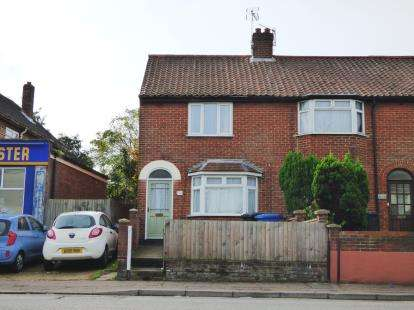 4 Bedrooms End Of Terrace House for sale in Norwich, Norfolk