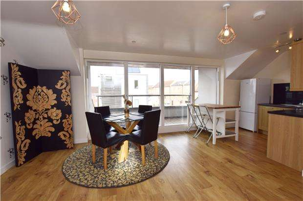 2 Bedrooms Flat for sale in Ock Street, ABINGDON, Oxfordshire, OX14 5BZ
