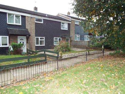3 Bedrooms Terraced House for sale in Archer Road, Stevenage, Hertfordshire, United Kingdom
