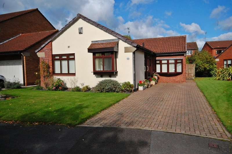 2 Bedrooms Detached Bungalow for sale in Bishops Way , Pity Me, Durham
