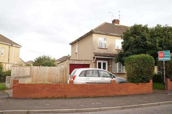 3 Bedrooms House for sale in Queensholm Crescent, Bromley Heath, Bristol, BS16 6LR