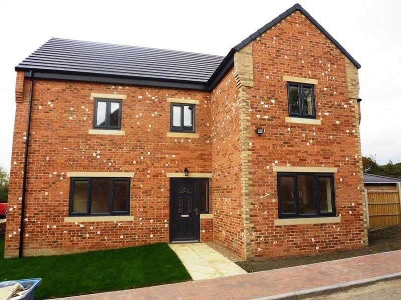 4 Bedrooms Detached House for sale in Plot C, Oak House Farm, Stanfree, Chesterfield