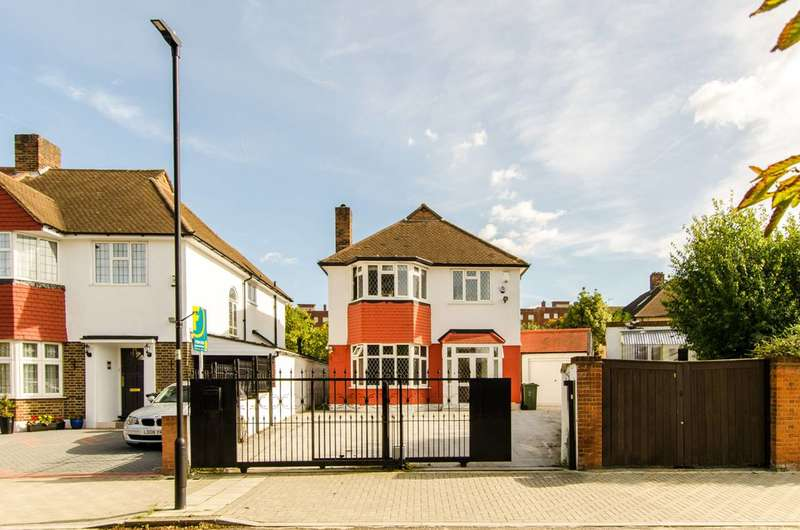 4 Bedrooms House for sale in Denmark Hill, Denmark Hill, SE5