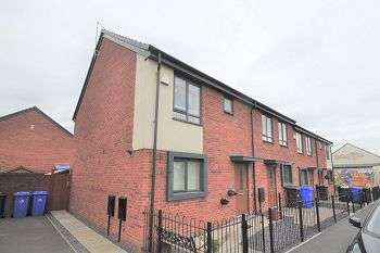 3 Bedrooms Town House for sale in Summer Street, Stoke, ST4 4DH