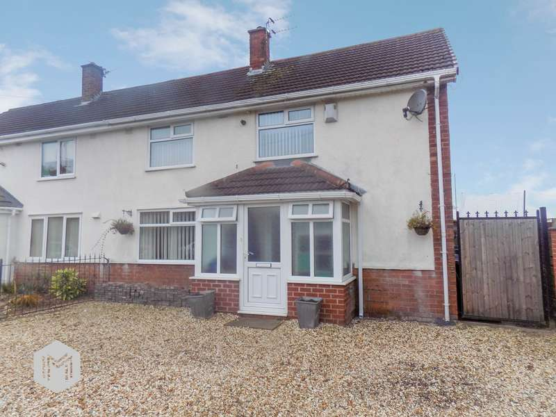 3 Bedrooms Semi Detached House for sale in Shaw Street, Culcheth, Warrington, WA3